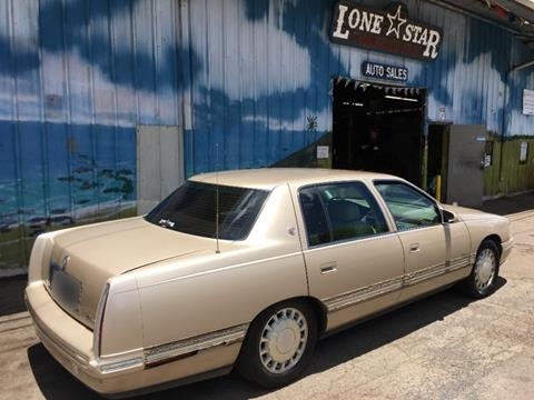 1998 Cadillac DeVille for sale in Honolulu, HI