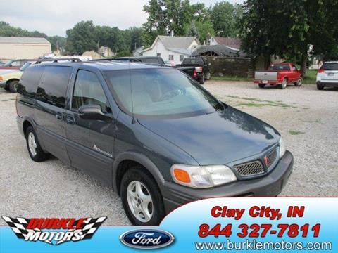 2004 Pontiac Montana for sale in Clay City, IN