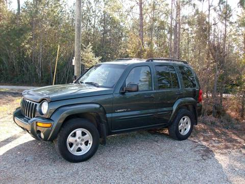 2002 Jeep Liberty for sale in Saucier, MS