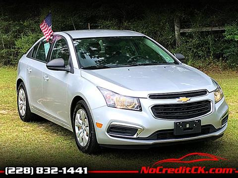 2016 Chevrolet Cruze Limited for sale in Saucier, MS