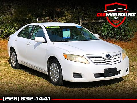 2011 Toyota Camry for sale in Saucier, MS