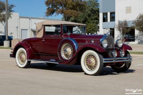 1930 Packard Eight 733 Coupe