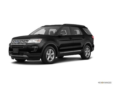 2018 Ford Explorer for sale in Morris, IL