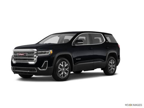2020 GMC Acadia SLT for sale at Greenway Automotive GMC in Morris IL
