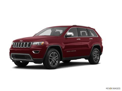 2020 Jeep Grand Cherokee Limited for sale at Greenway Automotive GMC in Morris IL