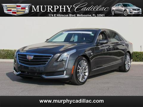 2016 Cadillac CT6 for sale in Melbourne, FL