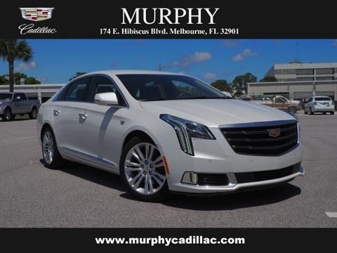 2018 Cadillac XTS for sale in Melbourne, FL