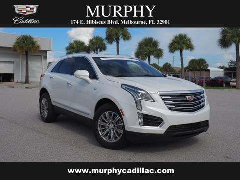 2018 Cadillac XT5 for sale in Melbourne, FL