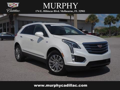 2017 Cadillac XT5 for sale in Melbourne, FL