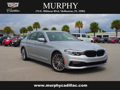 2018 BMW 5 Series for sale in Melbourne, FL