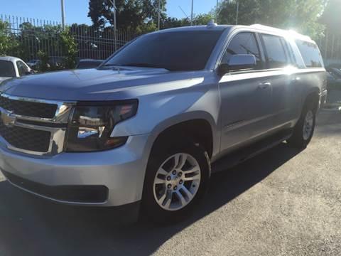 2015 Chevrolet Suburban for sale in Houston, TX