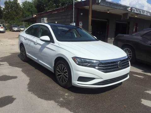 2019 Volkswagen Jetta for sale in Houston, TX