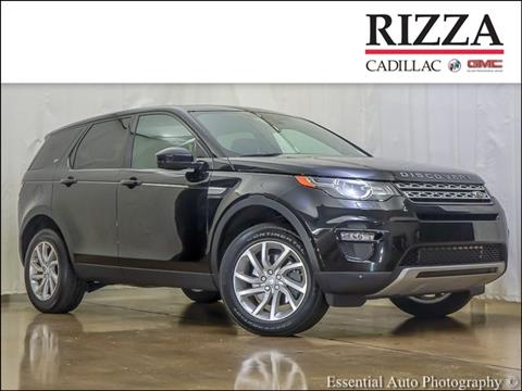 2016 Land Rover Discovery Sport for sale in Tinley Park, IL