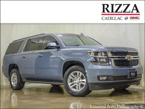2016 Chevrolet Suburban for sale in Tinley Park, IL