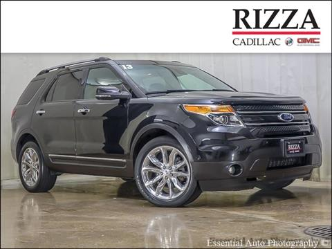 2013 Ford Explorer for sale in Tinley Park, IL