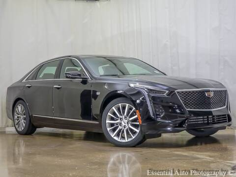2020 Cadillac CT6 for sale at Rizza Buick GMC Cadillac in Tinley Park IL
