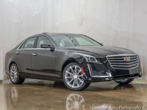 2019 Cadillac CTS for sale at Rizza Buick GMC Cadillac in Tinley Park IL