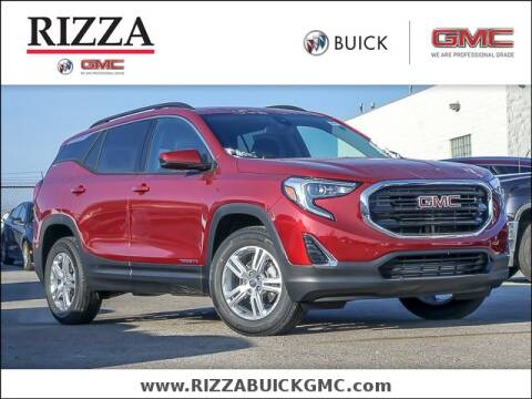 2020 GMC Terrain for sale at Rizza Buick GMC Cadillac in Tinley Park IL