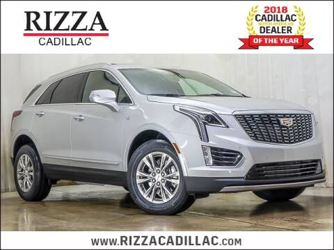 2020 Cadillac XT5 Premium Luxury for sale at Rizza Buick GMC Cadillac in Tinley Park IL