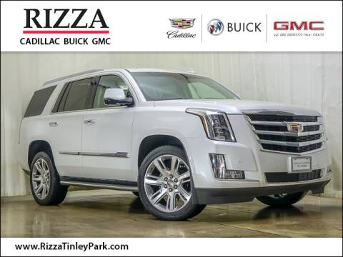 2016 Cadillac Escalade Luxury Collection for sale at Rizza Buick GMC Cadillac in Tinley Park IL