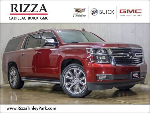 2016 Chevrolet Suburban LTZ 1500 for sale at Rizza Buick GMC Cadillac in Tinley Park IL