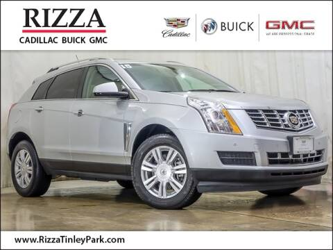 2015 Cadillac SRX Luxury Collection for sale at Rizza Buick GMC Cadillac in Tinley Park IL
