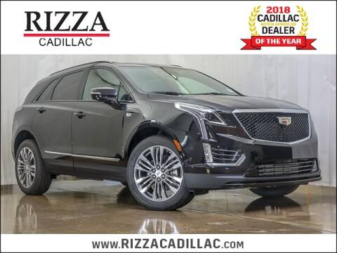 2020 Cadillac XT5 Sport for sale at Rizza Buick GMC Cadillac in Tinley Park IL