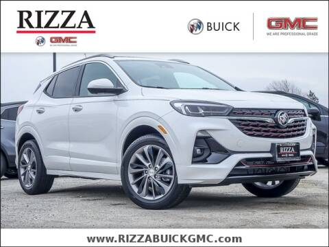 2020 Buick Encore GX for sale at Rizza Buick GMC Cadillac in Tinley Park IL