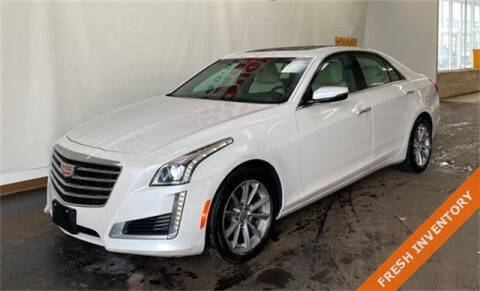 2019 Cadillac CTS 3.6L Luxury for sale at Rizza Buick GMC Cadillac in Tinley Park IL