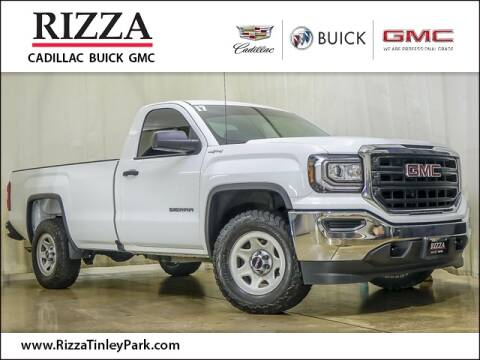 2017 GMC Sierra 1500 for sale at Rizza Buick GMC Cadillac in Tinley Park IL