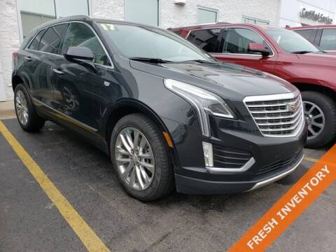 2017 Cadillac XT5 Platinum for sale at Rizza Buick GMC Cadillac in Tinley Park IL