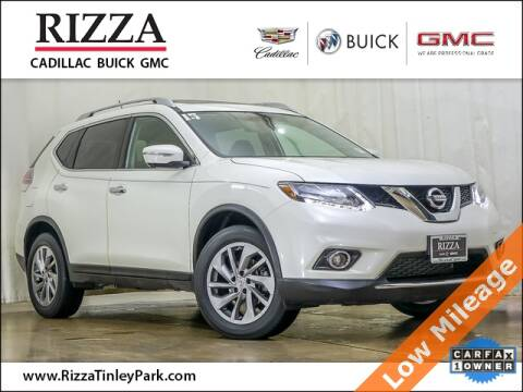2015 Nissan Rogue SL for sale at Rizza Buick GMC Cadillac in Tinley Park IL
