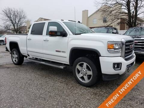 2017 GMC Sierra 2500HD for sale at Rizza Buick GMC Cadillac in Tinley Park IL
