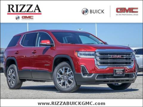 2020 GMC Acadia for sale at Rizza Buick GMC Cadillac in Tinley Park IL