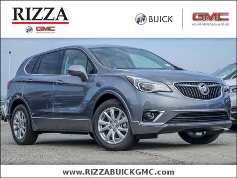 2020 Buick Envision for sale at Rizza Buick GMC Cadillac in Tinley Park IL