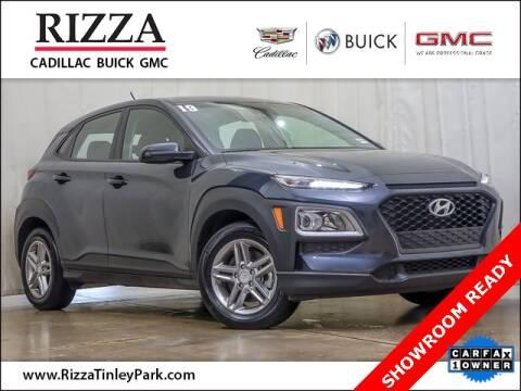 2019 Hyundai Kona for sale at Rizza Buick GMC Cadillac in Tinley Park IL