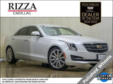 2017 Cadillac ATS for sale at Rizza Buick GMC Cadillac in Tinley Park IL