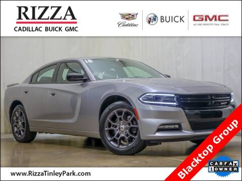 2018 Dodge Charger for sale at Rizza Buick GMC Cadillac in Tinley Park IL
