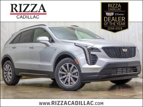 2020 Cadillac XT4 for sale at Rizza Buick GMC Cadillac in Tinley Park IL