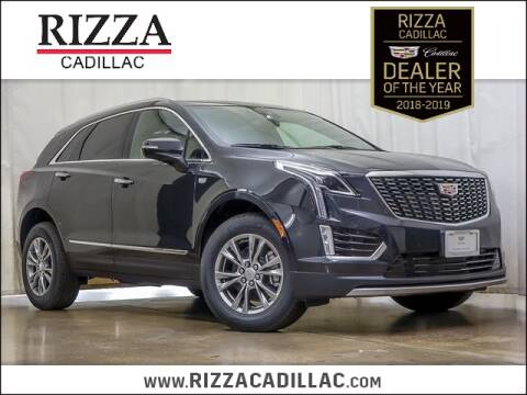 2020 Cadillac XT5 for sale at Rizza Buick GMC Cadillac in Tinley Park IL