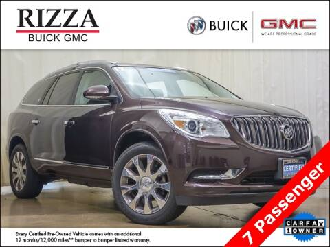 2017 Buick Enclave for sale at Rizza Buick GMC Cadillac in Tinley Park IL