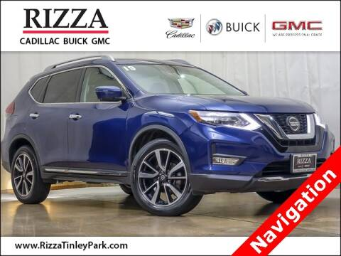 2019 Nissan Rogue for sale at Rizza Buick GMC Cadillac in Tinley Park IL