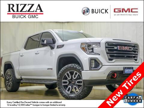 2019 GMC Sierra 1500 for sale at Rizza Buick GMC Cadillac in Tinley Park IL
