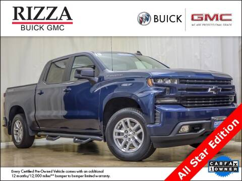 2019 Chevrolet Silverado 1500 for sale at Rizza Buick GMC Cadillac in Tinley Park IL