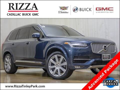 2019 Volvo XC90 for sale at Rizza Buick GMC Cadillac in Tinley Park IL