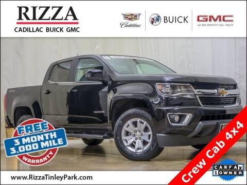 2016 Chevrolet Colorado for sale at Rizza Buick GMC Cadillac in Tinley Park IL