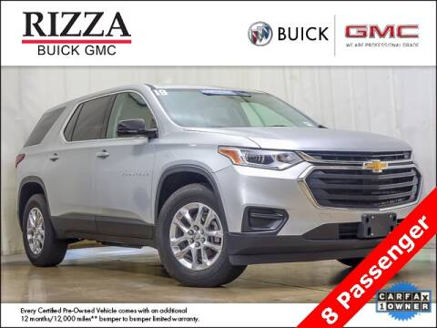 2019 Chevrolet Traverse for sale at Rizza Buick GMC Cadillac in Tinley Park IL