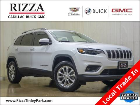 2019 Jeep Cherokee for sale at Rizza Buick GMC Cadillac in Tinley Park IL