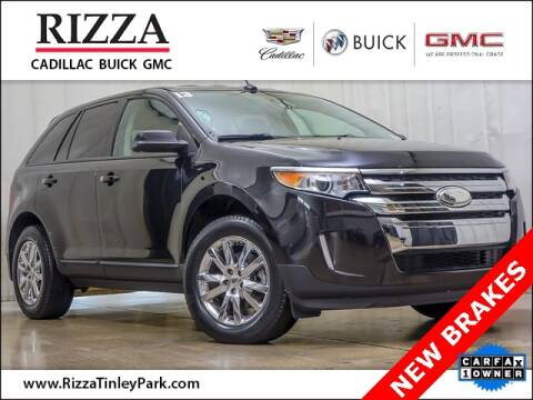 2013 Ford Edge for sale at Rizza Buick GMC Cadillac in Tinley Park IL