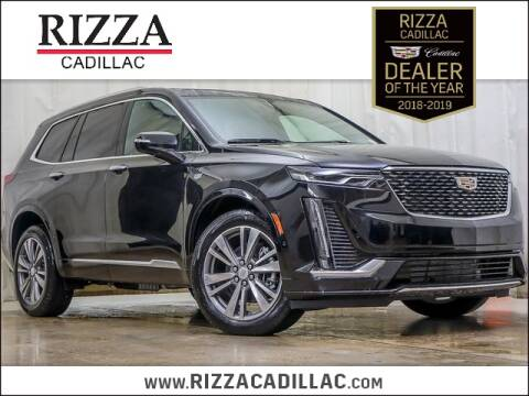 2021 Cadillac XT6 for sale at Rizza Buick GMC Cadillac in Tinley Park IL